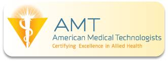 American Medical Technologists logo