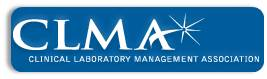 Clinical Laboratory Management Association logo