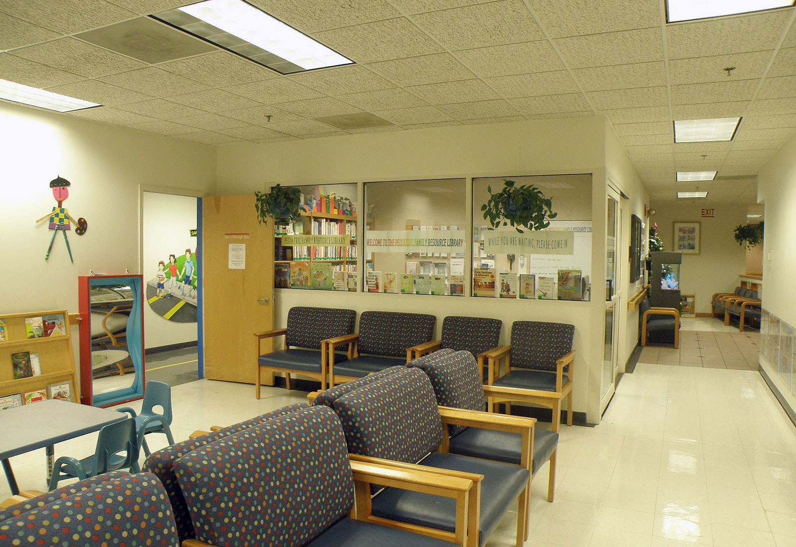Pediatric Library