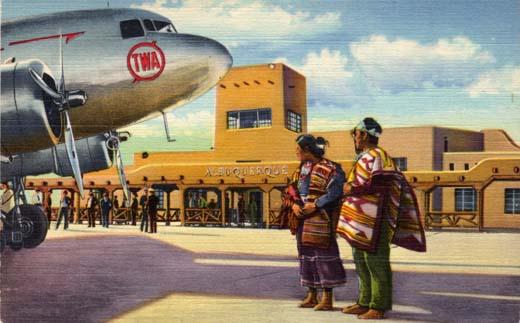 Municipal Airport, 1941