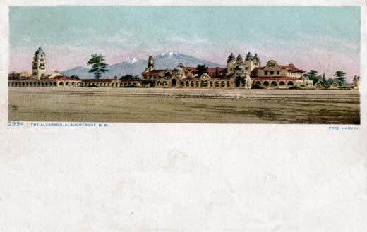 Alvarado Hotel, ca. 1905