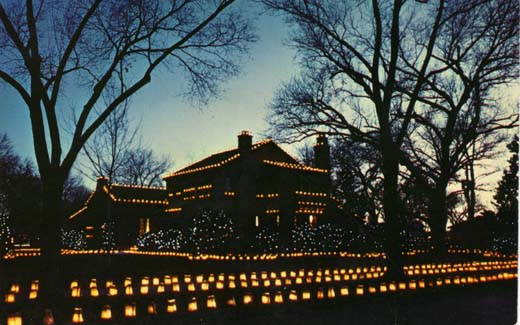 Christmas Luminarios
