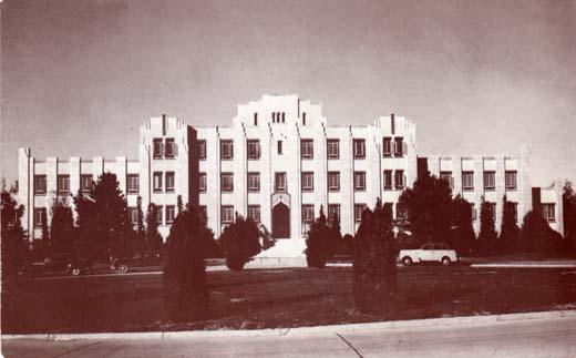 Indian Sanatorium at Albuquerque, New M