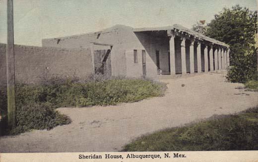 Sheridan House, Albuquerque, N. Mex.