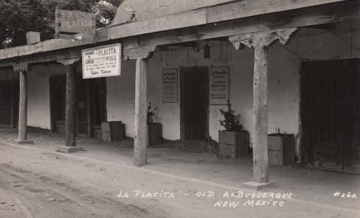 La Placita – Old Albuquerque New Mexico