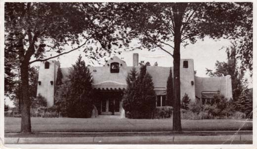 Albuquerque City Library, ca 1946