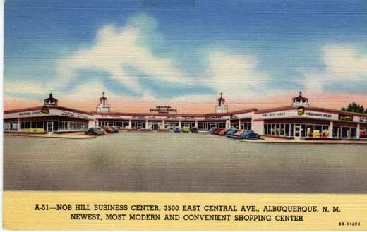 Nob Hill Business Center
