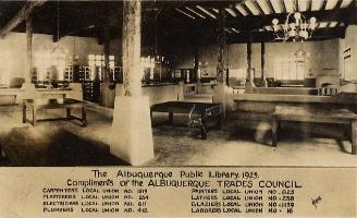 1925 library interior