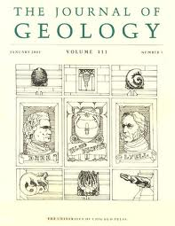 An issue of the Journal of Geology