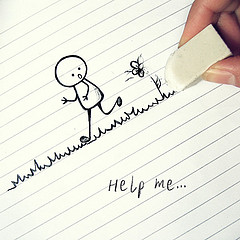 [vtdainfo, 'Help Me. VTda.info', CC BY 2.0 (https://creativecommons.org/licenses/by/2.0/deed.en), source: flickr (https://www.flickr.com/photos/vtda/4226036906/)]