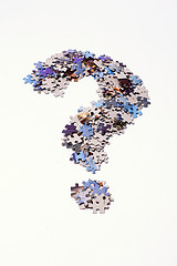 [Horia Varlan, 'Question mark made of puzzle pieces', CC Licence: CC BY 2.0, (https://creativecommons.org/licenses/by/2.0/), Image source: flickr (https://www.flickr.com/photos/horiavarlan/4273168957/)]
