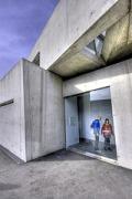 Vitra Fire Station, Zaha Hadid Architects [Wojtek Gurak, 'Vitra Fire Station', CC Licence: CC BY-NC 2.0, Image Source: Flickr https://www.flickr.com/photos/wojtekgurak/4121827140/]