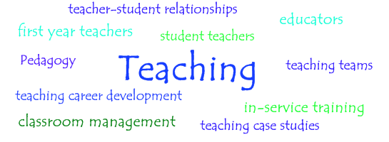 Teaching keywords