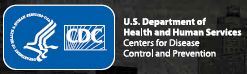 Center for Disease Control logo banner