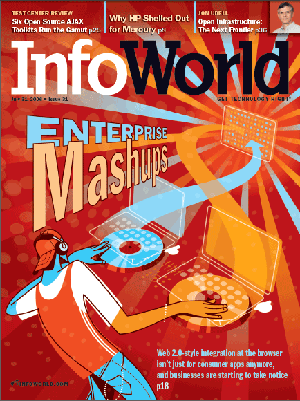 Cover: InfoWorld