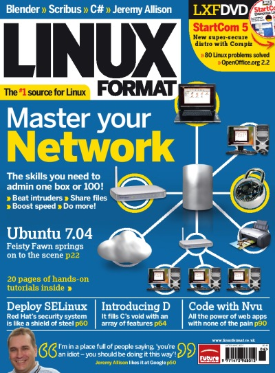 Cover: Linux