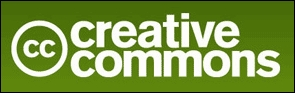Creative Commons logo, Source: creativecommons.org (https://creativecommons.org/licenses/by/3.0/)