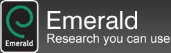 Emerald logo (www.emeraldinsight.com/)