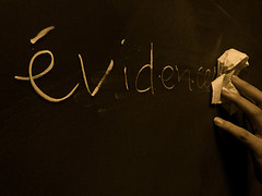 Francoise Jourde, 'evidence' , CC License CC BY-NC-SA 2.0, (creativecommons.org/licenses/by-nc-sa/2.0/deed.en),  Image source: Flickr   (www.flickr.com/photos/prof_jourde/7679786836/)