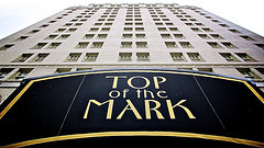 MarkHeybo, 'Top of the Mark', 25 November 2011, CC license CC BY 2.0 (https://creativecommons.org/licenses/by/2.0/deed.en), Image source: Flickr (www.flickr.com/photos/cybercafe/6444000645/)
