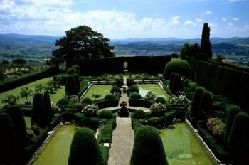 Villa Gamberaia, Water Parterre