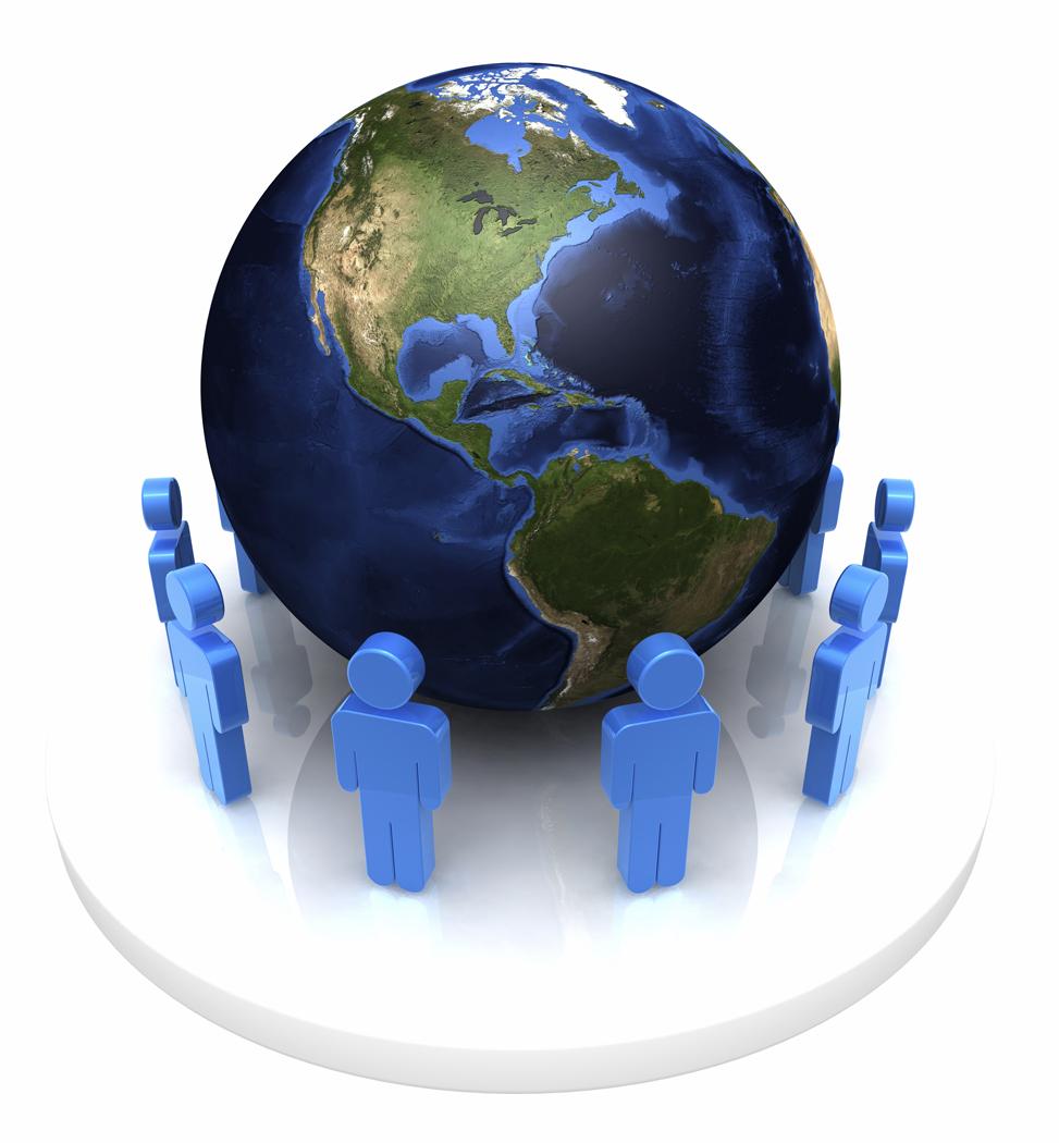 Decorative Image of globe