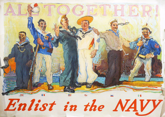 All Together: Enlist in the Navy