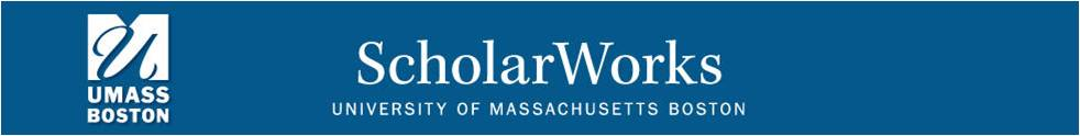 ScholarWorks at UMass Boston
