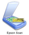 Epson Scan Icon