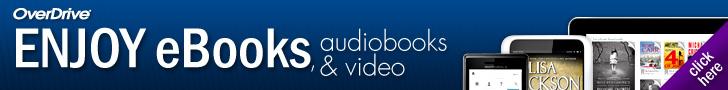 Overdrive ebook Banner