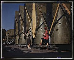 Douglas Aircraft Company, Long Beach, CA from LOC
