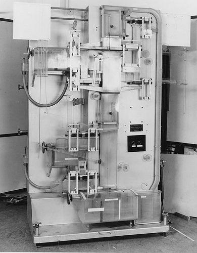 Restored Phillips Machine, 1993 LSE