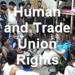 ITUC Issue - Human and Trade Union Rights