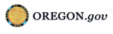 State Of Oregon Emblem