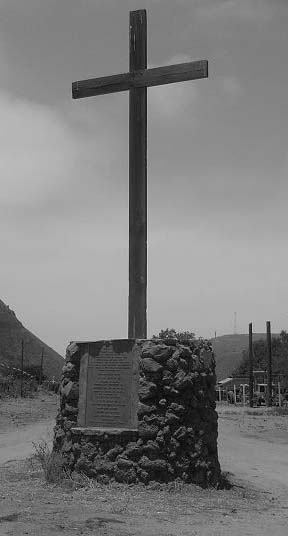 Alta California Marker