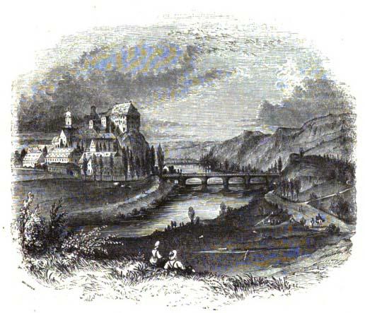 The Danube from HathiTrust