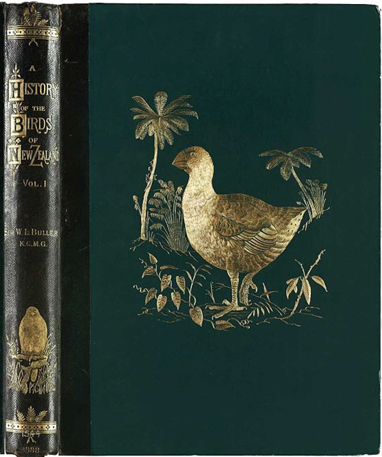 The History of the Birds of New Zealand Tony Willis