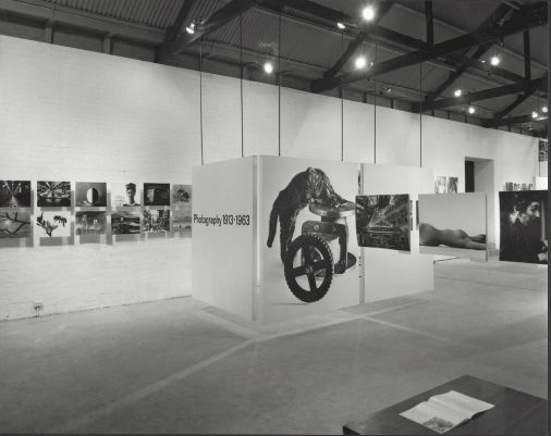 Institute of Victorian Photographers' Exhibition at Gallery 'A', Toorak Rd, South Yarra, Vic, 1963,  H2003.100/637.