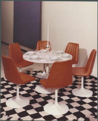 Sebel furniture showrooms, Sievers, 1968,