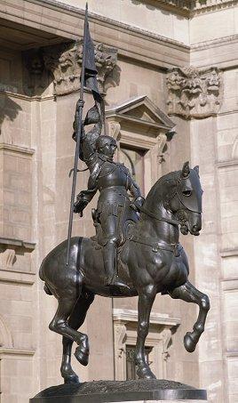 Jeanne d'Arc H2010.25/2