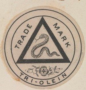 Tri-Olein trademark (1875), H96.160/2471