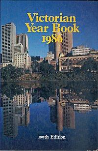 Victorian Year Book 1986