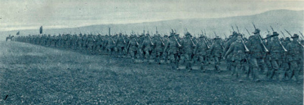 The war pictorial, July 1917