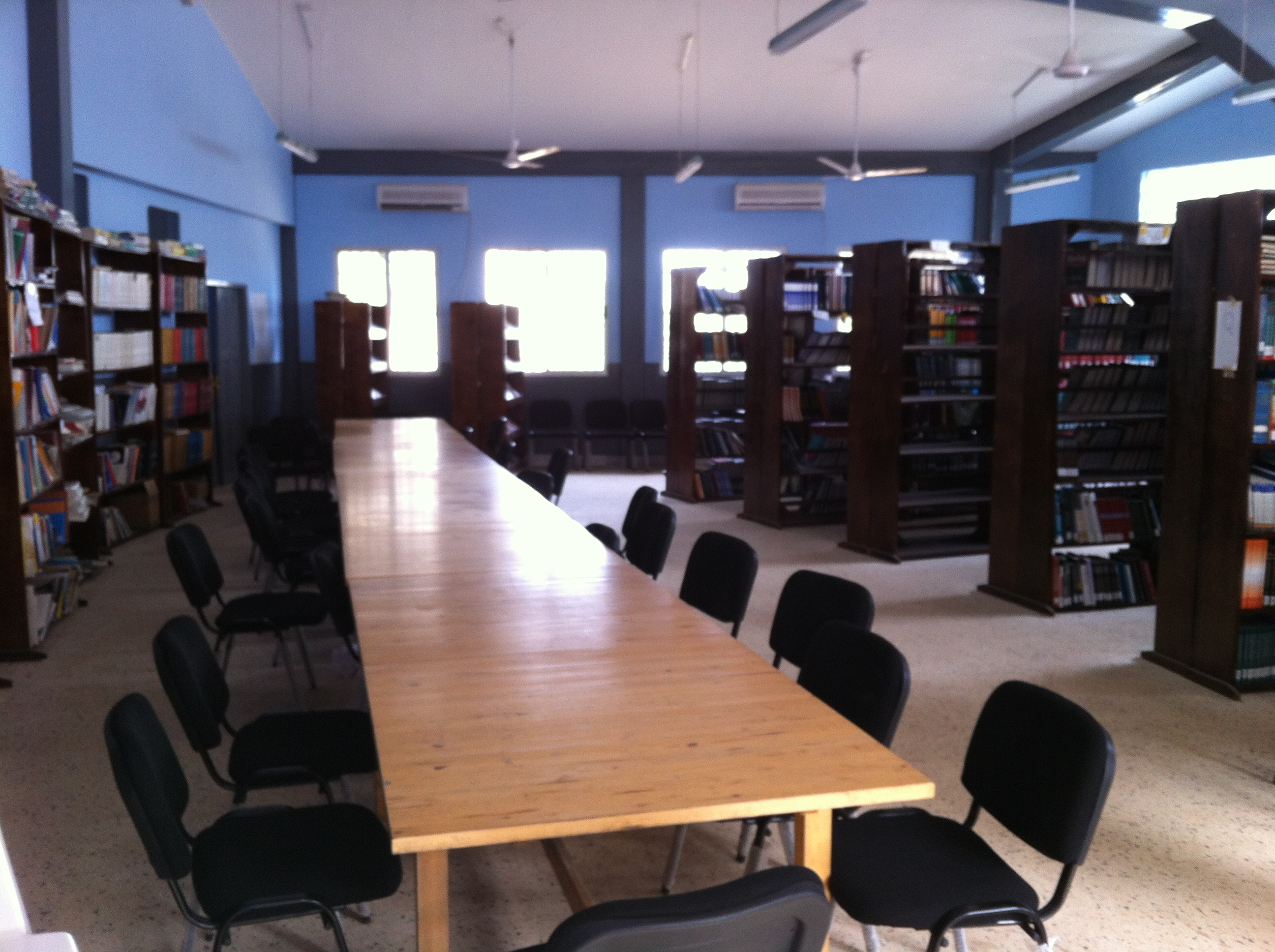 A.M. Dogliotti College of Medicine and Pharmacy Library