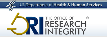 U.S Department of Health and Human Services, The Office of Research Integrity (ORI)