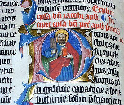 Bible manuscript