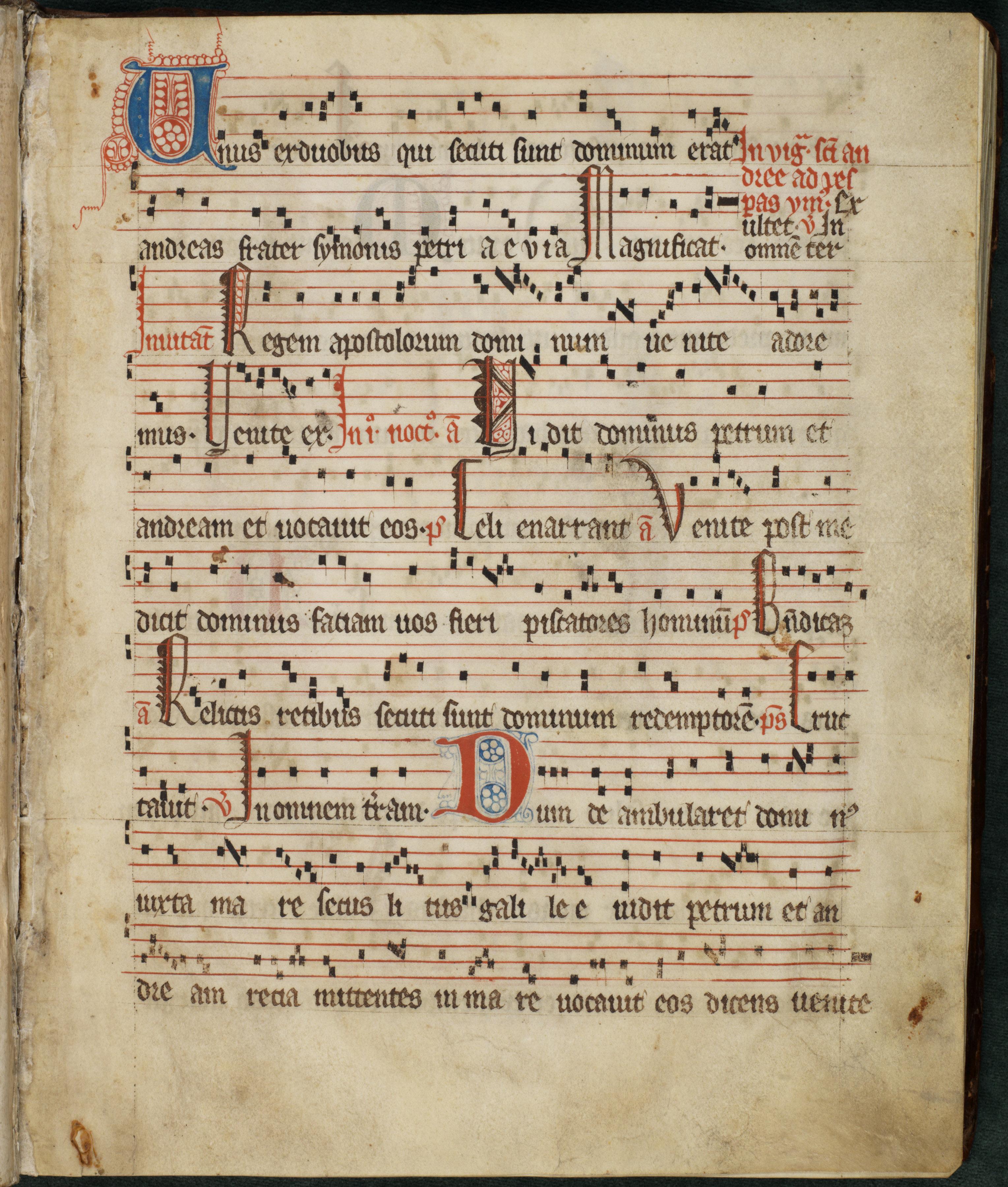 Franciscan Antiphoner