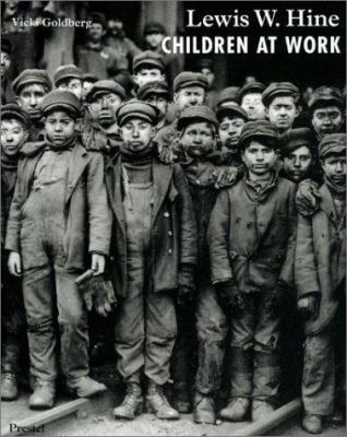 Lewis Hine book Children at Work