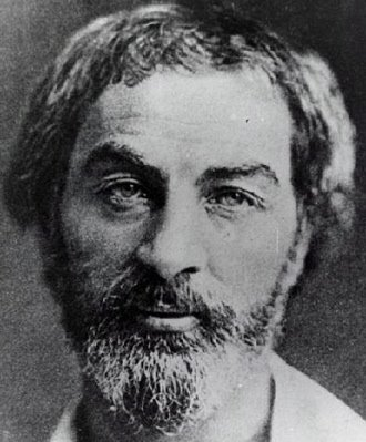 Walt Whitman photo