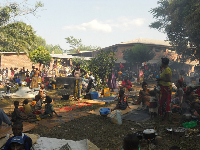 CAR Refugees from flickr by EU Humanitarian Aid and Civil Protection